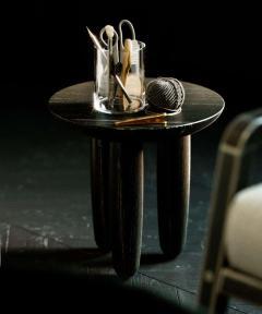 Victoria Yakusha Ash Contemporary Coffee Table by FAINA - 1838426