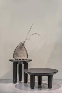 Victoria Yakusha Ash Contemporary Coffee Table by FAINA - 1838428
