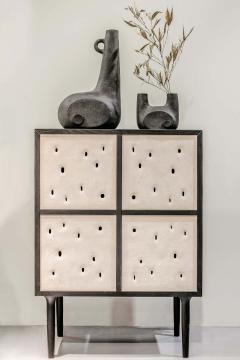 Victoria Yakusha Ceramic Contemporary Bar Cabinet - 1840366