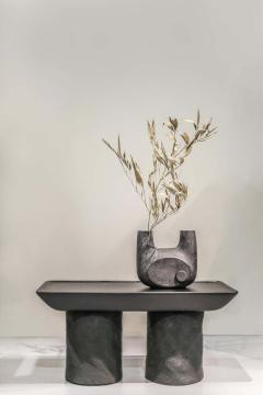 Victoria Yakusha Clay Contemporary Coffee Table - 1840327