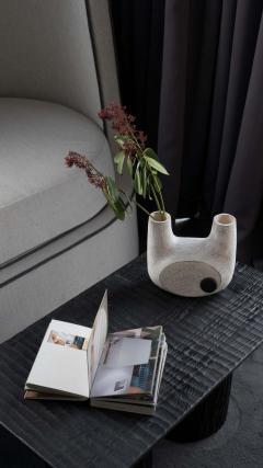 Victoria Yakusha Clay Contemporary Coffee Table - 1840329