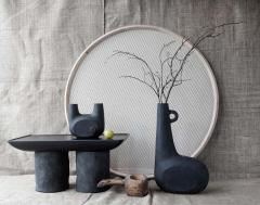 Victoria Yakusha Clay Contemporary Coffee Table - 1840331