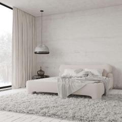 Victoria Yakusha Contemporary Bed by FAINA - 1838297