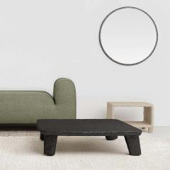 Victoria Yakusha Sculpted Contemporary Long Coffee Table by FAINA - 1838363