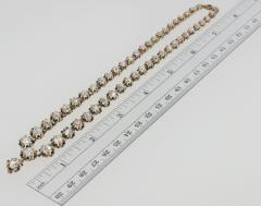 Victorian Cushion Cut Diamond Necklace - 181553