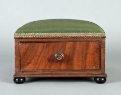Victorian Mahogany Footstool - 1244650