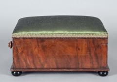 Victorian Mahogany Footstool - 1244652