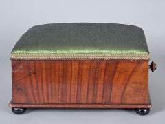 Victorian Mahogany Footstool - 1244655