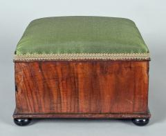 Victorian Mahogany Footstool - 1244657