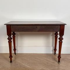 Victorian Writing Table England Circa 1860 - 1401549