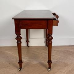 Victorian Writing Table England Circa 1860 - 1401552