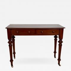Victorian Writing Table England Circa 1860 - 1405531