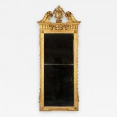 Victorian giltwood mirror after a design by William Kent - 900245