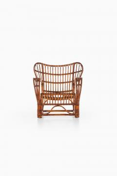 Viggo Boesen Easy Chair Produced by E V A Nissen Co - 1912859