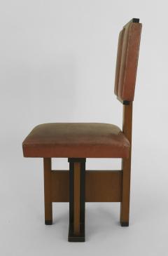 Vilmos Huszar Art Deco Constructivist Dining Set - 428820