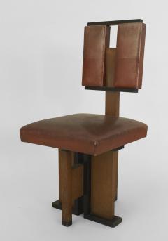 Vilmos Huszar Art Deco Constructivist Dining Set - 428822