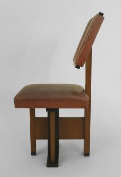 Vilmos Huszar Art Deco Constructivist Dining Set - 428824