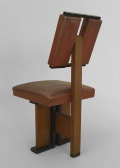 Vilmos Huszar Art Deco Constructivist Dining Set - 428825