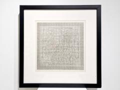 Vincent John Longo ETCHING entitled SCREEN - 1935500