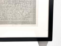 Vincent John Longo ETCHING entitled SCREEN - 1935502