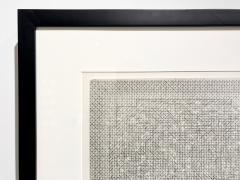 Vincent John Longo ETCHING entitled SCREEN - 1935503