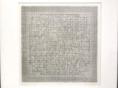 Vincent John Longo ETCHING entitled SCREEN - 1935504