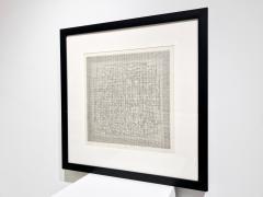 Vincent John Longo ETCHING entitled SCREEN - 1935505