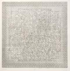 Vincent John Longo ETCHING entitled SCREEN - 1937358