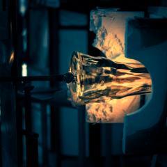 Vincent Poujardieu JUILLET Blown Glass Vase - 1007748