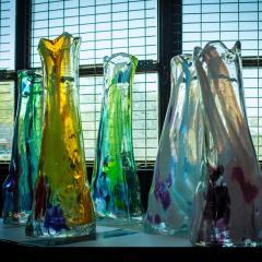 Vincent Poujardieu JUILLET Blown Glass Vase - 1007750