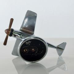 Vintage AIRPLANE Table Cigarette Lighter Mid Century Mod USA - 1447354