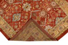 Vintage Bakshaish Tribal Wool Rug - 1550745