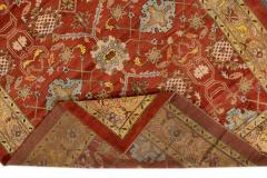 Vintage Bakshaish Tribal Wool Rug - 1550746