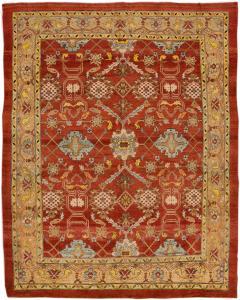 Vintage Bakshaish Tribal Wool Rug - 1550747