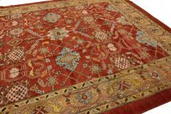 Vintage Bakshaish Tribal Wool Rug - 1550749