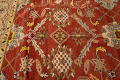 Vintage Bakshaish Tribal Wool Rug - 1550750