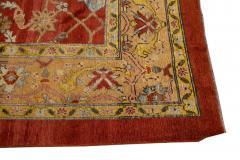 Vintage Bakshaish Tribal Wool Rug - 1550751