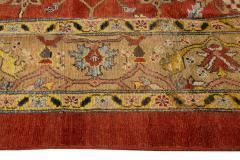 Vintage Bakshaish Tribal Wool Rug - 1550752