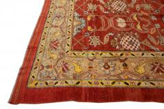 Vintage Bakshaish Tribal Wool Rug - 1550754