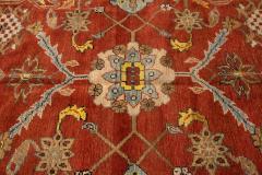 Vintage Bakshaish Tribal Wool Rug - 1550755