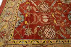 Vintage Bakshaish Tribal Wool Rug - 1550756