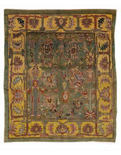 Vintage Bakshaish Tribal Wool Rug - 1550765