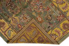 Vintage Bakshaish Tribal Wool Rug - 1550767