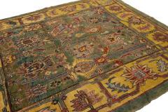 Vintage Bakshaish Tribal Wool Rug - 1550768
