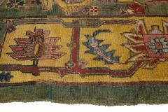 Vintage Bakshaish Tribal Wool Rug - 1550770