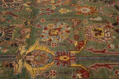 Vintage Bakshaish Tribal Wool Rug - 1550771