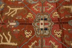 Vintage Bakshaish Tribal Wool Rug - 1550840