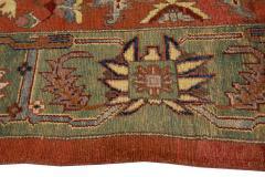 Vintage Bakshaish Tribal Wool Rug - 1550841