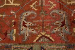 Vintage Bakshaish Tribal Wool Rug - 1550842
