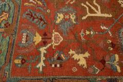 Vintage Bakshaish Tribal Wool Rug - 1550844